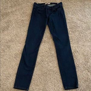 Tory Jeans leggings. Size 27
